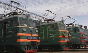 Расчет объема работы пассажирских локомотивов