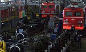 Административно-служебных помещения локомотивного депо