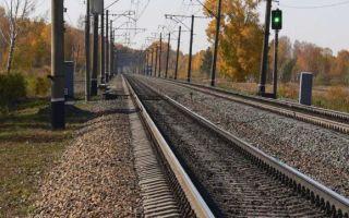 Железная дорога в Пензенской и Тамбовской областей