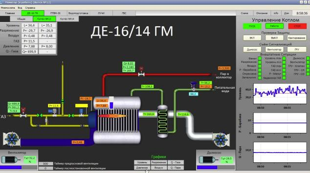 SCADA SIMP Light